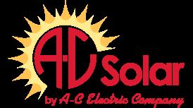 A-C Solar logo